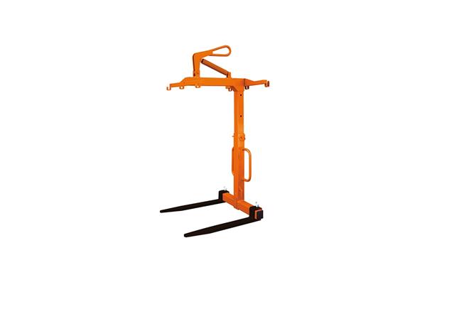 Crane Lift Pallet Forks