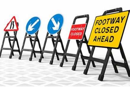 Quick Fit Signs