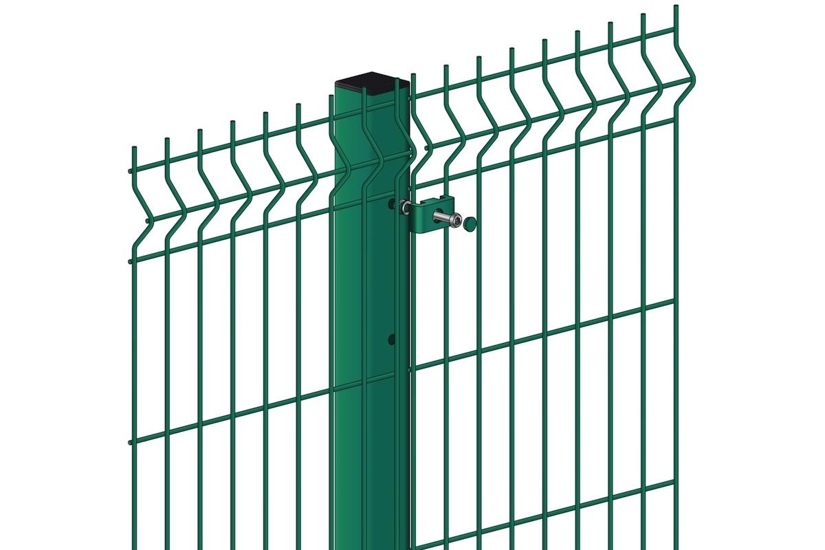 Safe Mesh Fencing