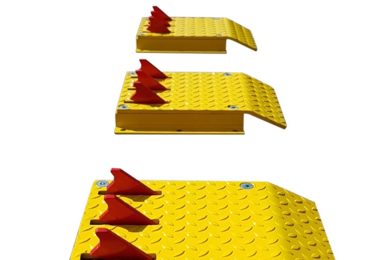 Traffic Flow Plates